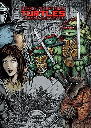 Teenage Mutant Ninja Turtles 1: The Ultimate Collection