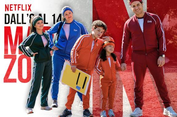 Netflix: programmazione dall'8 al 14 marzo