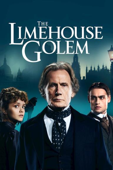 Poster The Limehouse Golem - Mistero sul Tamigi