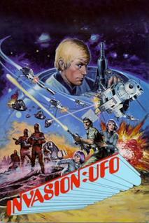 Poster Invasion: UFO