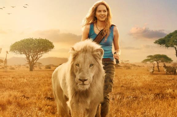 Mia e il leone bianco: il film su un'incredibile storia di amicizia tra una ragazzina e il re della savana