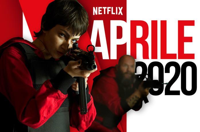 La casa di carta 4, una delle novità di aprile 2020 su Netflix