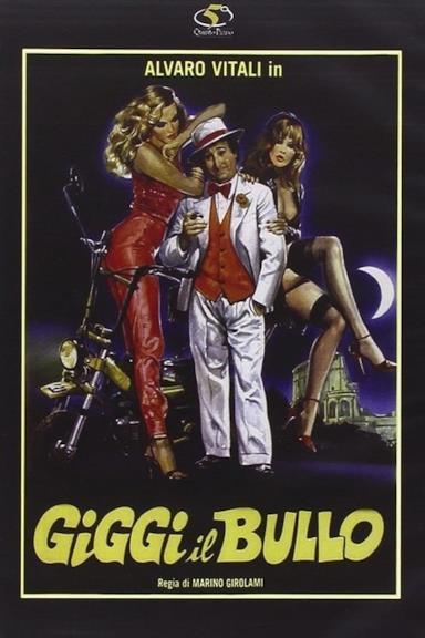 Poster Giggi il Bullo