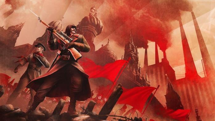 L'assassino protagonista di Assassin's Creed Chronicles: Russia