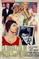 Poster La ragazza di Piazza San Pietro