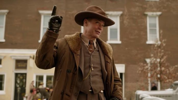 Timothy Olyphant nella quarta stagione di Fargo