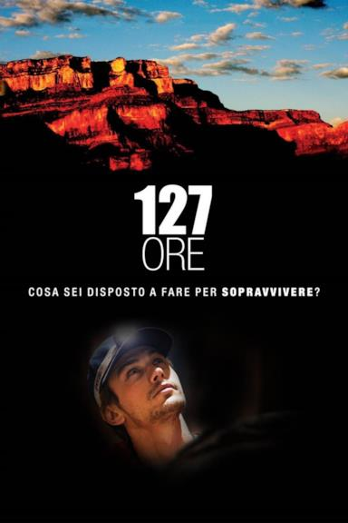 Poster 127 ore