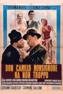 Poster Don Camillo monsignore... ma non troppo