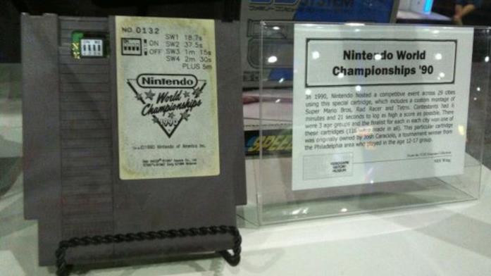 Nintendo World Championships è un classico NES del 1990