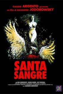 Poster Santa Sangre