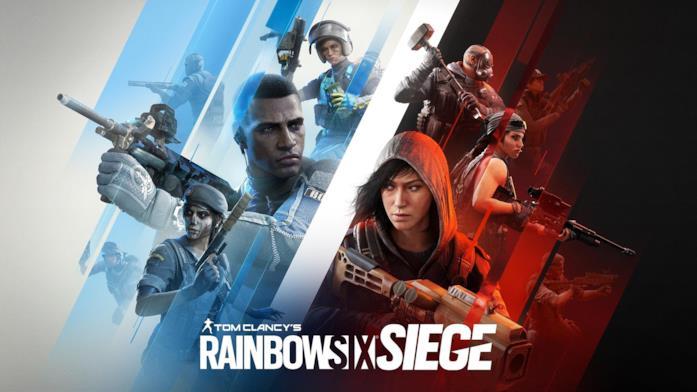 La nuova key art di Rainbow Six: Siege