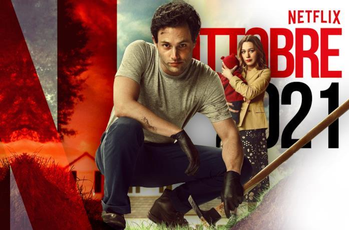 Netflix novità:  ottobre 2021