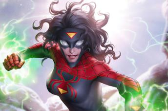 Spider-Woman a fumetti