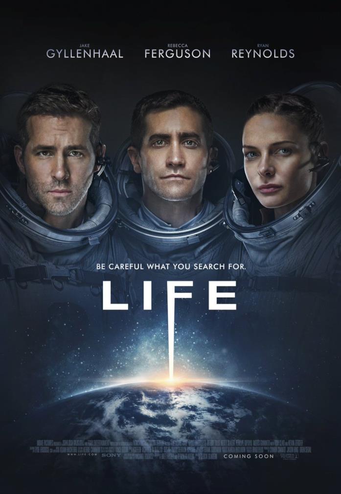 La cover del film Life - Non oltrepassare il limite