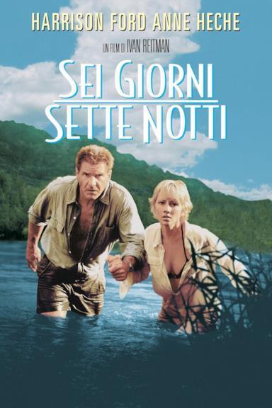 Poster Sei giorni sette notti