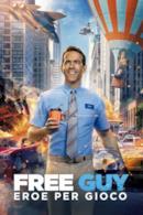 Poster Free Guy - Eroe per gioco