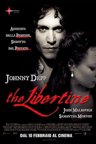 Poster The Libertine
