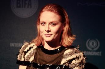 Emily Beecham a un evento pubblico