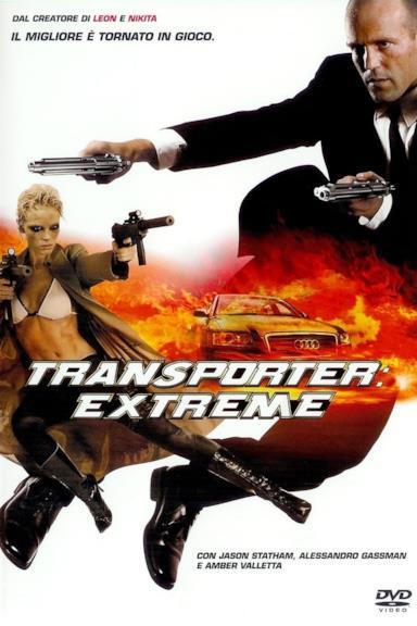 Poster Transporter - Extreme