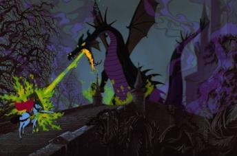 Filippo contro il drago