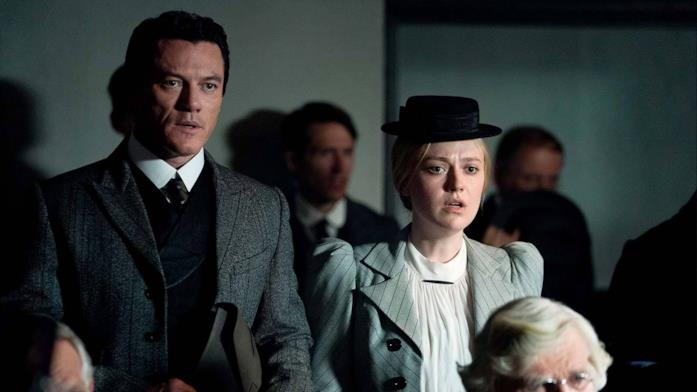 John Moore e Sara Howard ne L'alienista - L'angelo delle tenebre