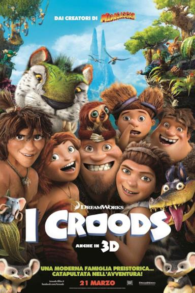 Poster I Croods