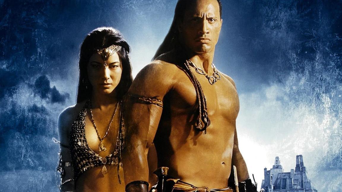 Un'immagine de Il Re Scorpione e Cassandra