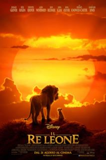 Poster Il re leone