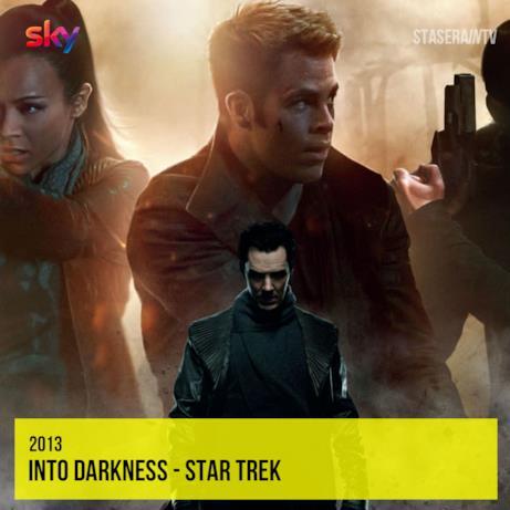 21:15 Sky Cinema Uno Into Darkness - Star Trek (2013)