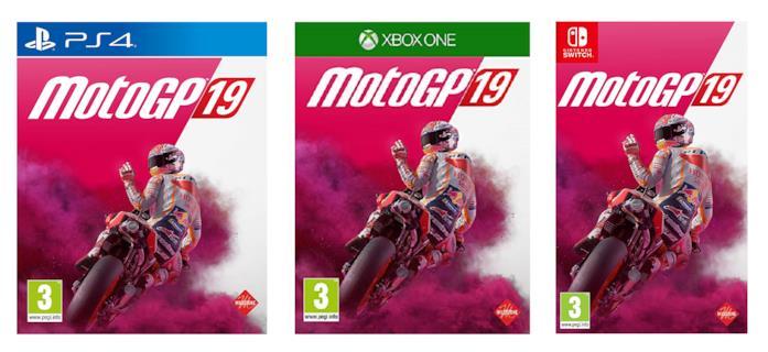 MotoGP 19 per PS4, Xbox One e Switch