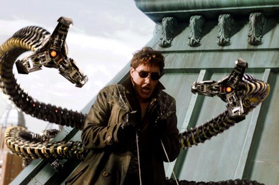Spider-Man 3, è confermato il ritorno del Doctor Octopus