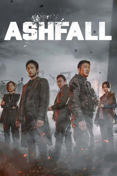 Poster Ashfall - The Final Countdown