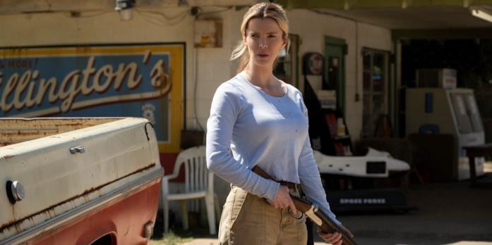 The Hunt: una scena dal trailer del film