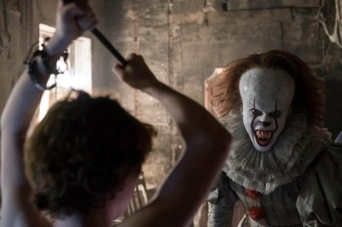 IT, Pennywise e Bev