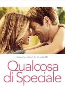 Poster Qualcosa di speciale