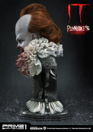 Sinistra Pennywise Surprised