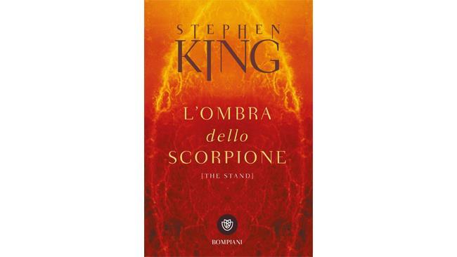 L'ombra dello scorpione romanzo di Stephen King