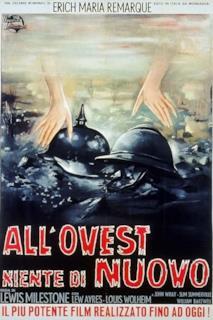 Poster All'ovest niente di nuovo