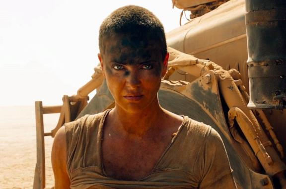 Furiosa in Mad Max: Fury Road