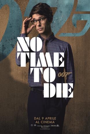 Ben Wishaw - No Time To Die