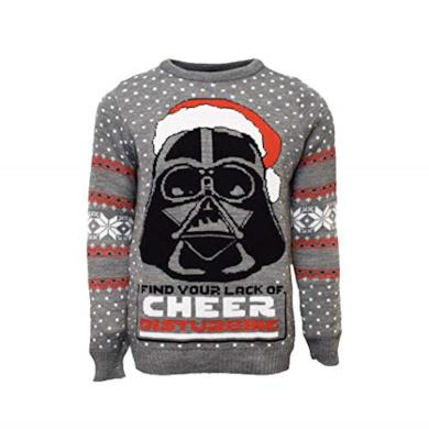 Darth Vader Xmas Pullover