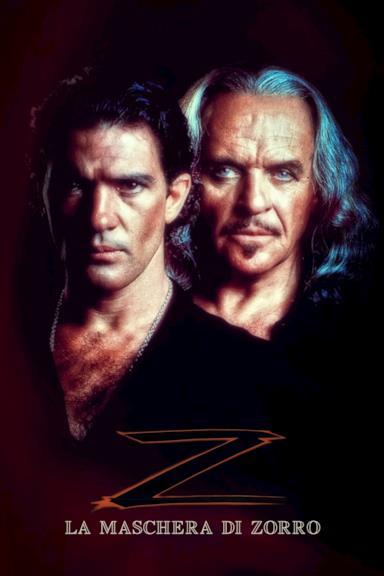 Poster La maschera di Zorro
