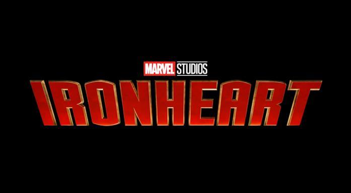 Il logo di Ironheart, prossimamente su Disney+