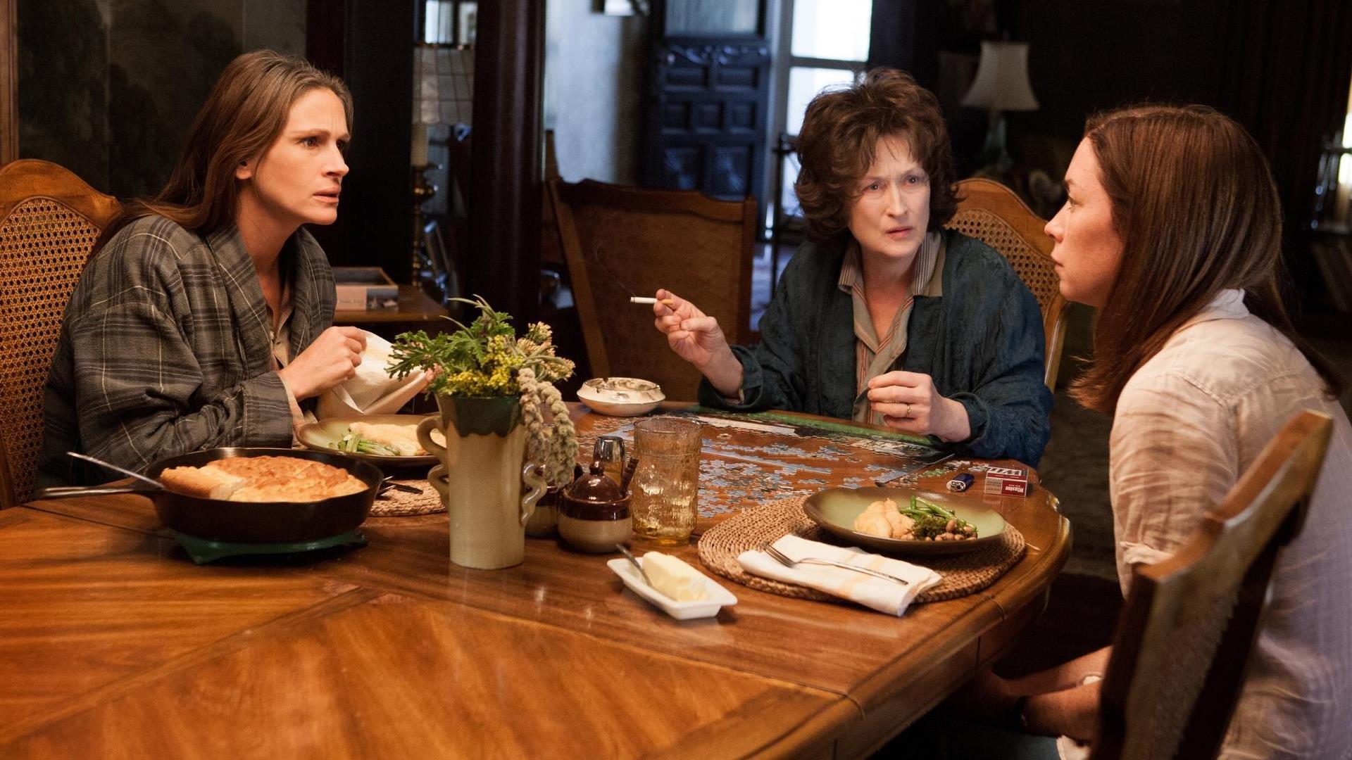I segreti di Osage County: trama e finale del film con Meryl Streep