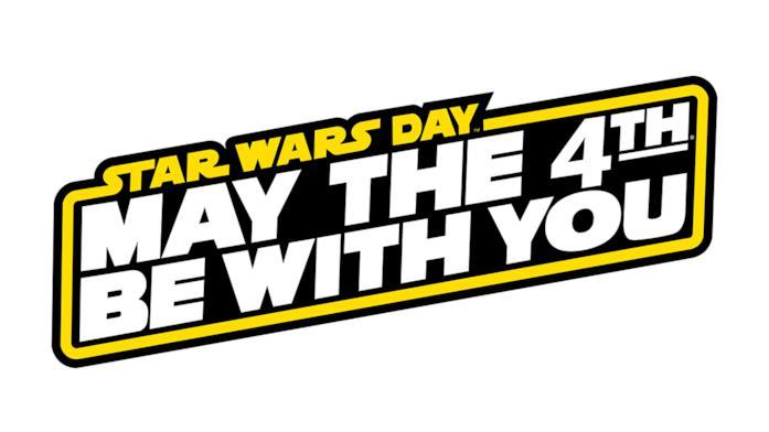 Lo Star Wars Day viene ufficialmente celebrato il 4 maggio