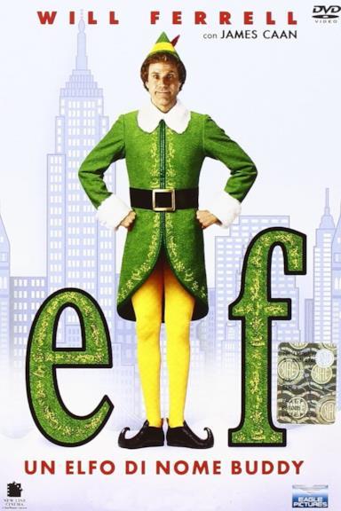 Poster Elf - Un elfo di nome Buddy