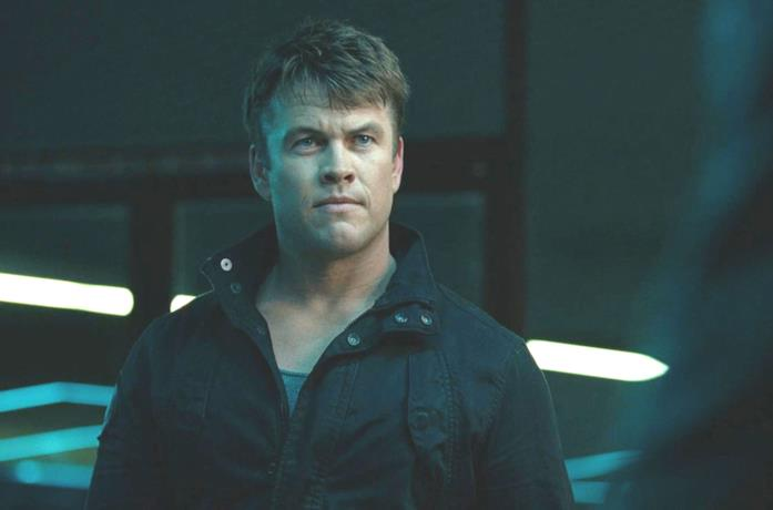 Un'immagine di Luke Hemsworth in Westworld