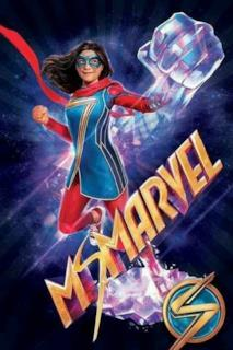 Poster Ms. Marvel