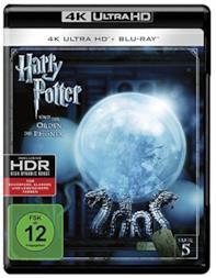 Harry Potter und der Orden des Phönix (4K Ultra HD) (+ Blu-ray)