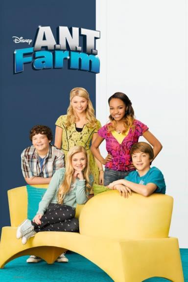 Poster A.N.T. Farm - Accademia nuovi talenti